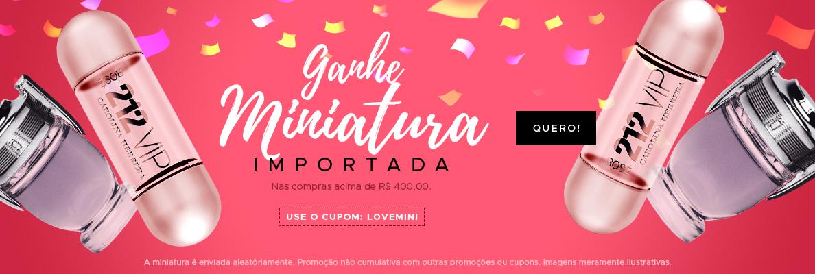 Ganhe Miniatura (on)