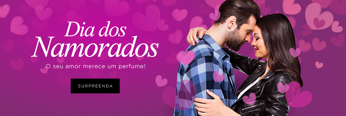 Seu amor merece um perfume (on)