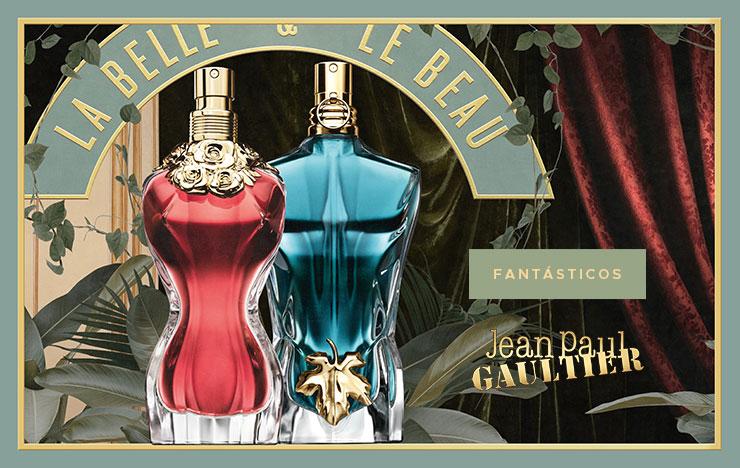Grife: Jean Paul Gaultier - Le Beau e La Belle (on)