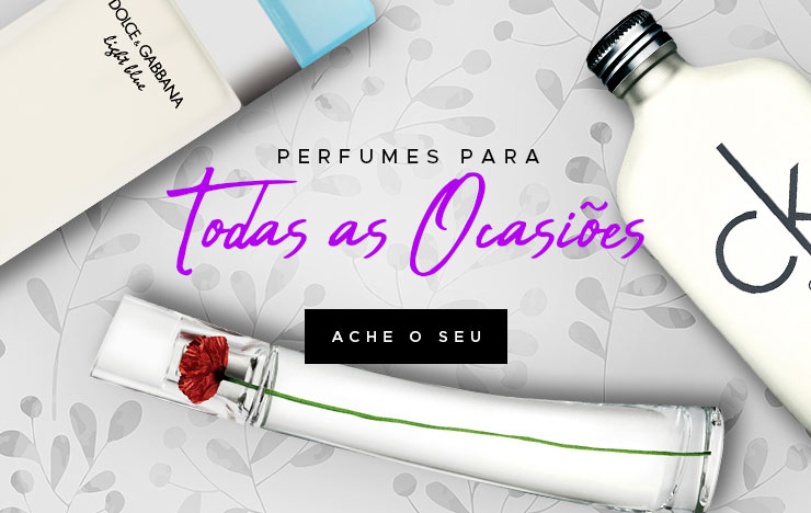 Perfume para todas as ocasiões (on)