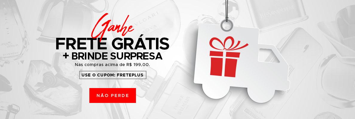 Frete + Brinde surpresa (on)
