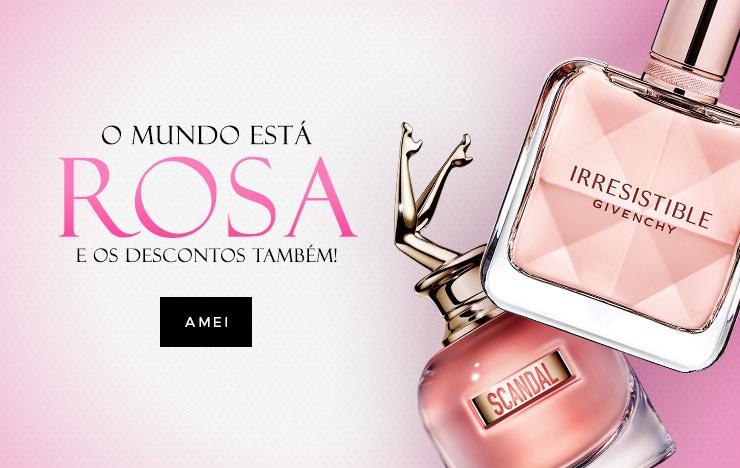 Outubro Rosa: O mundo está rosa (on)