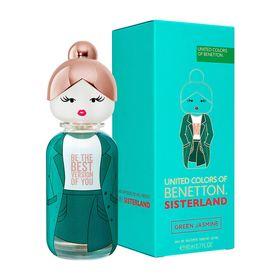 Benneton-Sisterland-Green-Jasmine-Eau-De-Toilette-Feminino