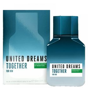 United-Dreams-Together-Benetton-Eau-De-Toilette-Masculino