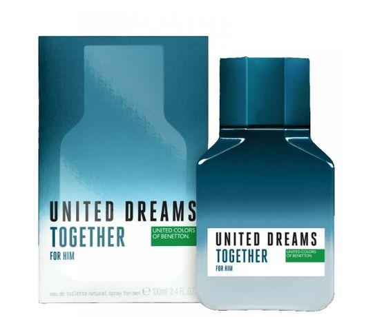 United-Dreams-Together-Benetton-Eau-De-Toilette-Masculino